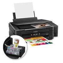 Multifuncional Epson L210 Tinta Continua Escáner Impresora