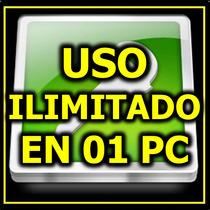 Reset Epson L120 Uso Ilimitado 01 Pc Almohadillas