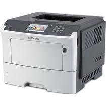 Impresora Laser Ms610de Lexmark 50 Ppm Duplex Etask +b+
