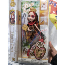 Ever After High Lizzie Hearts. Hija De La Reina De Corazones