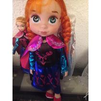 Anna Y Elsa Muñecas Padrisimas No Las Dejes Ir! Mas De 30cm