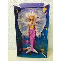 Princess Mermaid Sirena Vintage Nueva No Usada Caja Original