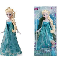 Muñeca Elsa Frozen Edicion De Lujo Original Disney Store