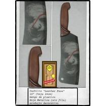 Cuchillo Leather Face Leatherface Masacre De Texas