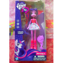 Muneca Mi Pequeno Pony Twilight Sparkle
