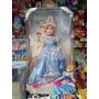 Cenicienta Princesa Disney Hecha En Porcelana Brass Key