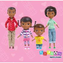 Dra Juguetes Set De Figuras Familia Doc Mcstuffins