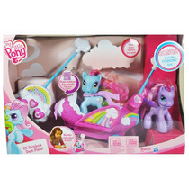 Tb My Little Pony Rainbow Dash Plane With Bonus Starsong