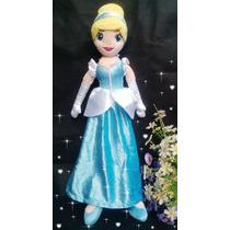Preciosas Princesas Clasicas De Disney De Peluche 50 Cm