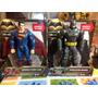 Batman Vs Superman Interactivos Originales Mattel.