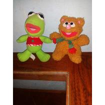Muñecos Rana Rene Y Fossy Babies Mac Donald