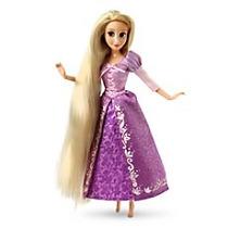 Rapunzel Princesas Disney Store 100% Original Coleccionable