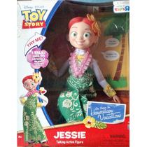Toy Story- Muñeca Jessie La Vaquerita Con Sonido Integrado.