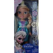 Princesa Elsa Frozen Todler Adolecente Original De Disney