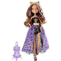 Monster High 13 Deseos Haunt The Casbah Clawdeen Lobo Doll