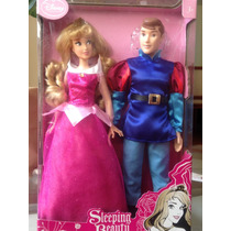 Aurora Bella Durmiente Y El Principe Felipe Rosquillo Toys