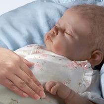Bebe Reborn Hiper Real, Respira Y Escuchas Su Corazon