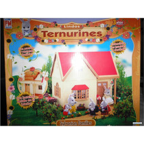 Ternurines Casa De Campo Silvanian Families Rosquillo Toys