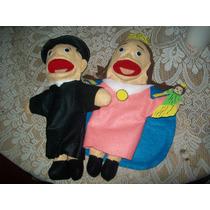 Gcg 1 Lote De 2 Titeres San Juan Bosco Y Maria Auxiliadora