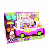 Food Fair Shopkins Playset Scoops Ice Cream Truck Camioneta