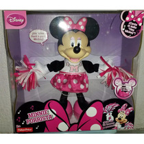 Minnie Mouse Porrista Interactiva Fisher Price