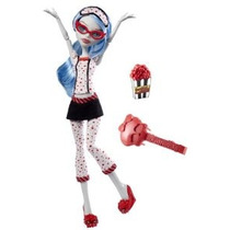 Monster High Dead Tired Ghoulia Aullidos Doll