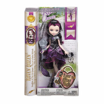 Raven Queen Ever After High Primera Edicion Ceja Difuminada