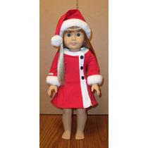 Vestido De Santa American Girl Original