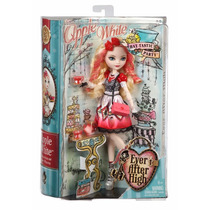 Ever After High, Apple White, Hat Tastic- Nueva