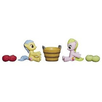 My Little Pony Amistad Es Collection Magia De Apple Flora Y