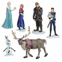 Set 6 Figuras Disney Frozen