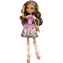 Cedar Wood, Hija De Pinocho, Ever After High