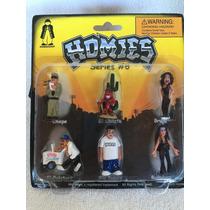Homies Palermos Para Diorama Serie #6