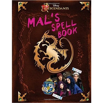 Libro De Hechizos De Mal De Descendientes De Disney