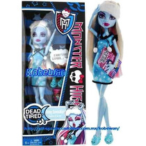 Monster High Abbey Bominable Dead Tired Draculaura Cleo Claw