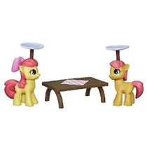 My Little Pony Amistad Es Collection Magia De Apple Bloom Y