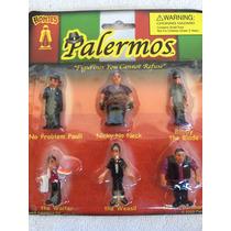 Homies Palermos Para Diorama Mod 1