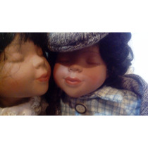 2 Muñecos De Porcelana Enamorados Envió Gratis