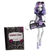 Monster High Travel Catrine Demew Scaris City Of Frights Ex
