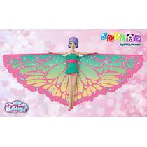 Hada Voladora Brillantina Fairy Flutterbye