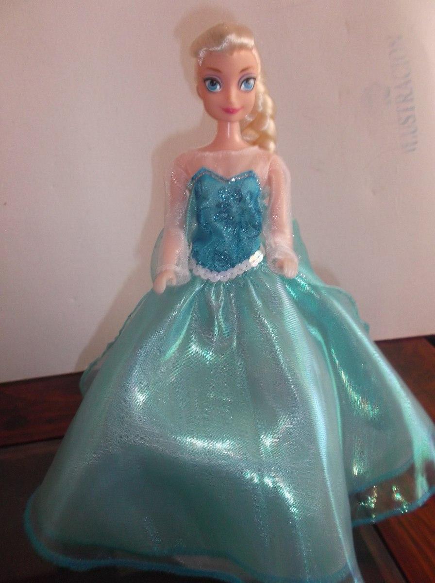 barbie frozen elsa