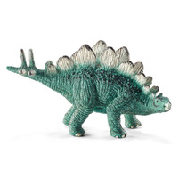 Dinosaurio - Schleich Stegosaurus Mini Mundo De La Historia
