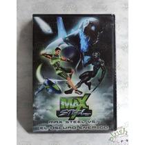 Max Steel Vs. El Oscuro Enemigo Dvd Mattel