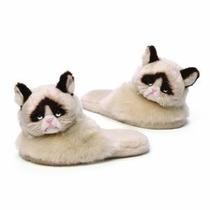 Gund Gruñón Gato Adulto Zapatillas Sized