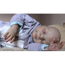 Bebe Reborn Kit Importado Pintado A Mano Técnica Europea