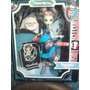 Monster High Story Cenicienta Frankie Stein 13 Deseos Remate