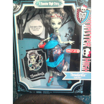 Monster High Story Cenicienta Frankie Stein 13 Deseos Remate