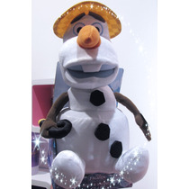 Olaf De Peluche Canta Y Baila Disney Frozen Nuevo Original