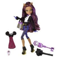 Monster High Dulce 1600 Clawdeen Lobo Doll