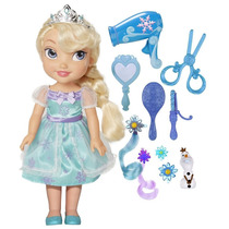 Tb Muñeca My First Disney Princess Frozen Elsa